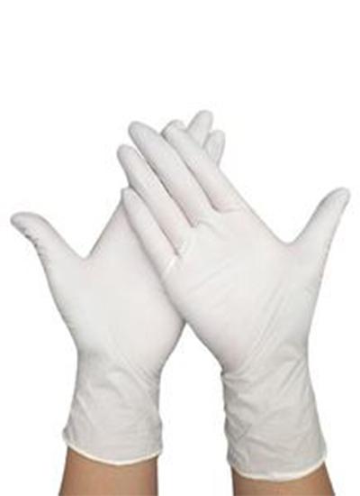 9寸丁腈无尘室手套